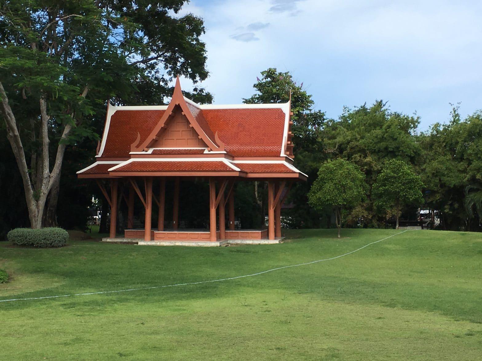 ที่พักอัมพวา บ้านสวนนวลตา พาชมอทุยาน ร.2 อำเภอ อัมพวา จ. สมุทรสงคราม 2020 5 (6)